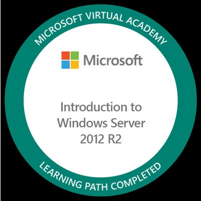 Microsoft Windows Server 2012 R2