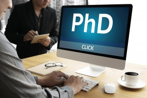 PhD Doctor of Philosophy Degree Education Graduation Knowledge Successful Masters PHD