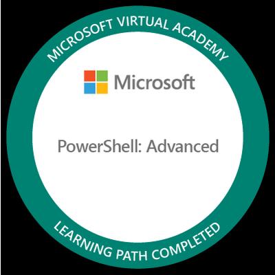 Microsoft PowerShell Advanced