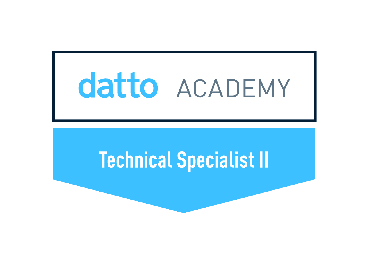 Datto Technical Specialist II